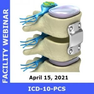 ICD-10-PCS Spinal Fusions Advanced
